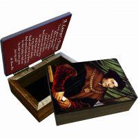 Saint Thomas More Keepsake Box