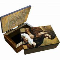 Saint Joseph Keepsake Box