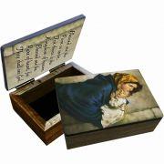 Madonna of the Streets Keepsake Box
