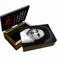 Saint Therese of Lisieux (Adult) Keepsake Box