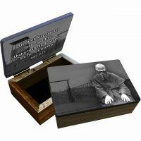 Saint Maximilian Kolbe Keepsake Box