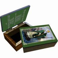 Saint Patrick Keepsake Box