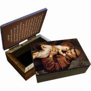 Saint Anthony Keepsake Box