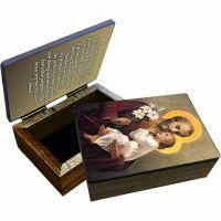 Saint Joseph (Younger) Keepsake Box