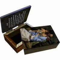 Holy Family II Keepsake Box