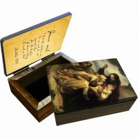 (Let the Children Come to Me) Keepsake Box