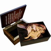 Spanish Madonna Keepsake Box