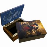 Mary Undoer of Knots General Prayer Keepsake Box