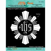 IHS Durable Christian Decal
