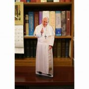 "Pope Francis Thumbs Up 18"" Mini Standee Cut-Out"