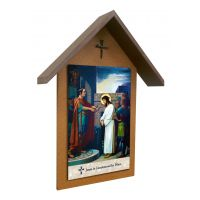 Emmerich Stations of the Cross Simple Outdoor Shrine (Set of 14)