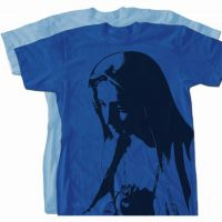 Our Lady of Fatima Graphic Poly T-Shirt