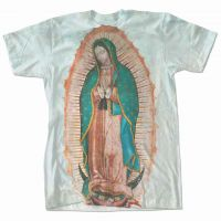 Our Lady of Guadalupe Graphic Poly T-Shirt