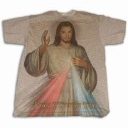 Divine Mercy Full Color T-Shirt