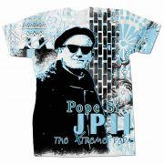 Pope Saint John Paul II Extreme Papa All Over T-Shirt