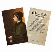 Saint Elizabeth Ann Seton Holy Card