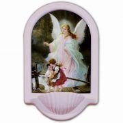 Guardian Angel Church Holy Water Bowl Font II