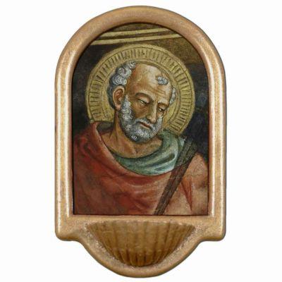 Saint Jude Church Holy Water Bowl Font -  - HWF-S462