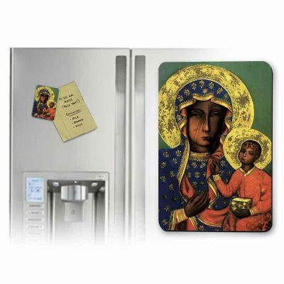 Our Lady of Czestochowa Magnet -  - MAG-136