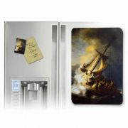 Storm on the Sea of Galilee Magnet