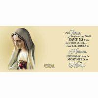 Our Lady of Fatima Ceramic 11 Oz Mug