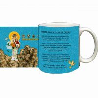 Our Lady of China Ceramic 11 Oz Mug