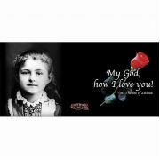 Saint Therese of Lisieux (Child) Ceramic 11 Oz Mug
