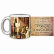 Wedding of Joseph and Mary Graphic Ceramic 11 Oz Mug