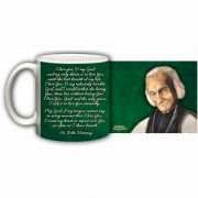 Saint John Vianney Graphic Ceramic 11 Oz Mug
