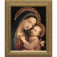 Our Lady of Good Counsel Framed Wall Art