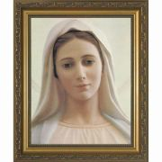 Our Lady of Medjugorje Framed Wall Art