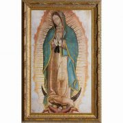 Our Lady of Guadalupe Basilica Framed Wall Art