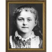 Saint Therese (Child) Framed Wall Art