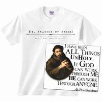Saint Francis Value T-Shirt