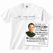 Saint John Bosco Value T-Shirt