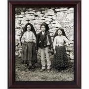 Children of Fatima Framed Wall Art