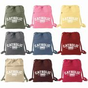 Catholic Original Canvas Backpack