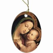 Our Lady of Good Counsel Ornament