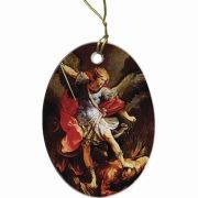 Saint Michael the Archangel Ornament