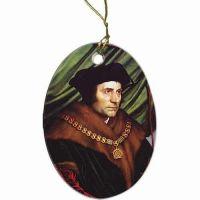 Saint Thomas More Ornament