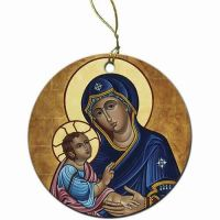 Our Lady of Good Health Ornament