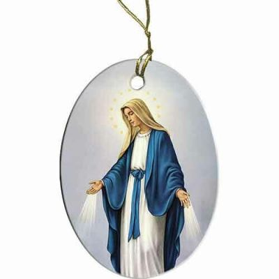 Our Lady of Grace Ornament -  - ORN-70