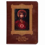 Catholic Bible w/For God So Loved the World Cover Burgundy RSVCE