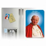 Pope John Paul II Sainthood Canonization Magnet