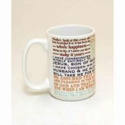 Saint Kateri Tekakwitha Quote Ceramic 15 Oz Mug