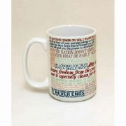 Edith Stein (St Teresa Benedicta of the Cross) Quote Ceramic 15 Oz Mug