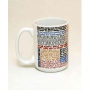 Saint Josemaria Escriva Quote Ceramic 15 Oz Mug