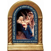 Song of the Angels Prayer Desk Shrine