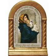Madonna of the Streets Prayer Desk Shrine