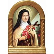 Saint Therese Desk Shrine